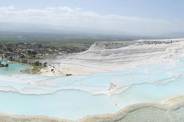Full-Day Pamukkale Terraces and Hierapolis Ruins Tour From Kusadasi...