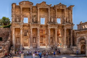 Small-Group Ephesus Sightseeing Tour from Kusadasi