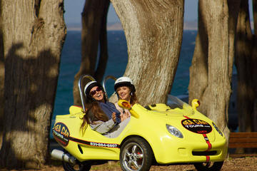 3-Hour Monterey Bay Sea Car Tour