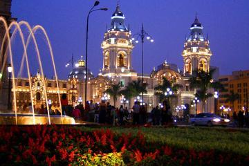Excursão a pé particular por Lima