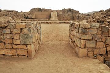 Excursión privada: Centro arqueológico de Pachacamac desde Lima