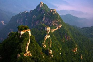 Jiankou Hiking Towards to Mutianyu Great Wall All Price Be Included