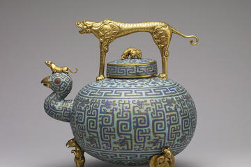 Private Great Wall Tours Combine with Chinese Traditional Handcraft Cloisonne