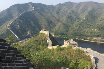 Tour HuangHuaCheng Great Wall & Yinshan Pagodas Private Driver Service (English)