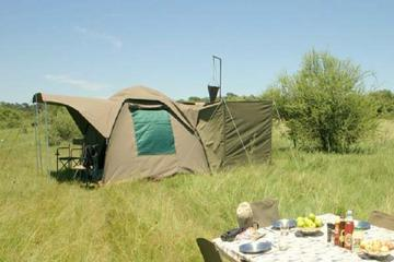 Chobe National Park Camping Safari...