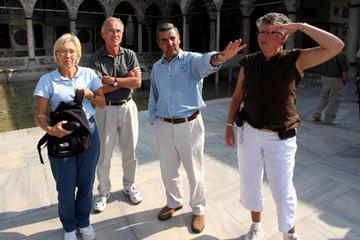 Sultanahmet Altstadt Stadtbesichtigung mit privatem Reiseleiter