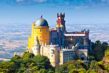 Sintra and Cascais Small-Group Full-Day Tour from Lisbon