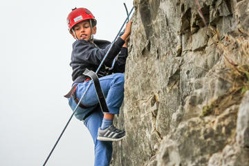 Llangollen Climbing and Abseiling...