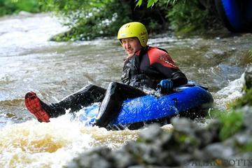 River Tubing Adventure in Llangollen