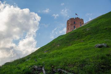 3-Hour Private Urban Hike Tour from Vilnius