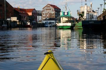 City Kayak Tour in Klaipeda