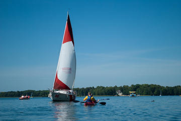 Half-Day Scenic Kayak Tour in Trakai from Vilnius