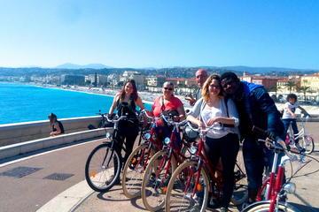 Electric Bike Tour 1 : Fast Panoramic Nice