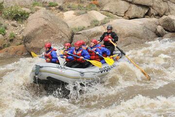 Arkansas River Rafting Through Browns...