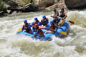Half-Day Browns Canyon Rafting...