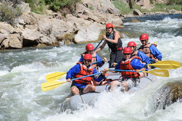 Overnight Browns Canyon Rafting Trip