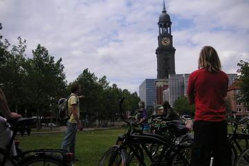 Geführte Fahrradtour durch Hamburg