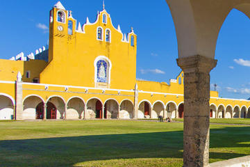 Amazing Izamal show light and sound