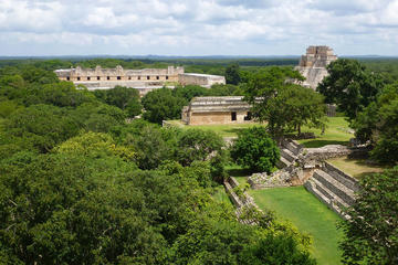 Uxmal - Kabah Mystical Archeological Sites