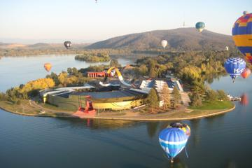 Canberra Hot Air Balloon Flight at...