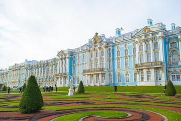 2-daagse tour langs de hoogtepunten van Sint-Petersburg zonder visum ...