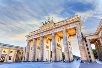 Berlin: Ganztagesausflug mit Hin- und...