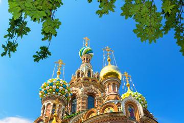 Eintägige Deluxe-Tour durch Sankt Petersburg