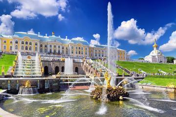 Excursion en bord de mer à Saint-Pétersbourg : excursion de 2jours...