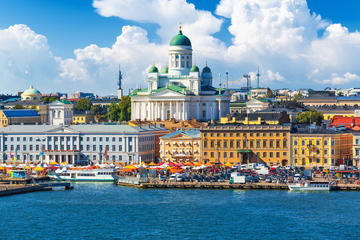 Shore Excursion: Helsinki Panoramic Sightseeing Tour