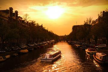Amsterdam Champagne Cruise