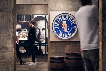 Heineken Experience in Amsterdam Admission Ticket