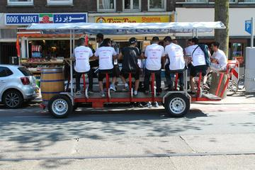 Private Amsterdam Beer Bike Bar Crawl