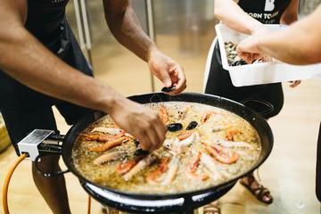 Experiencia de cocina mediterránea en Barcelona