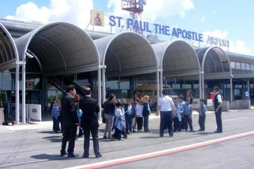 Private Arrival Transfer Saint Paul The Apostle Airport Ohrid to Hotel in Ohrid or Struga
