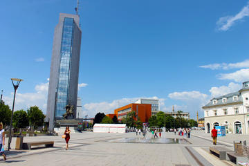 Private Full Day Trip to Pristina...