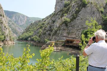 Private Half Day Tour of Skopje's...