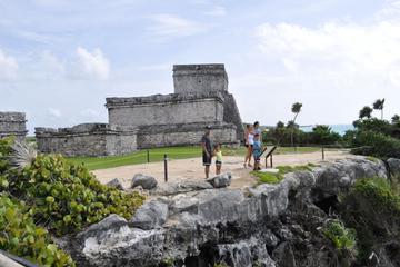 Self-Guided Tulum Tour with Private Transport from Cancun or Riviera Maya