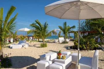 Il signor Pass giornaliero tutto compreso per il Sancho's Beach Club