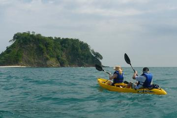 Ocean Kayak and Snorkeling in Isla Chora