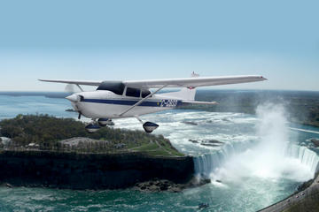 Niagara Falls Full-Day Package: Airplane Tour, Boat and Land Tour...
