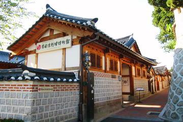 ソウルの午後半日ツアー、夕食付き