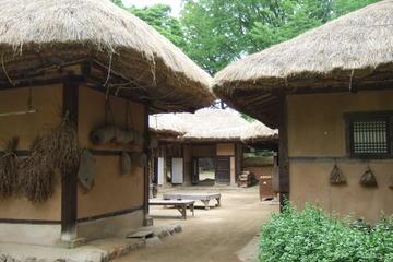 王宮と民俗村:ソウル発の終日ガイド ツアー
