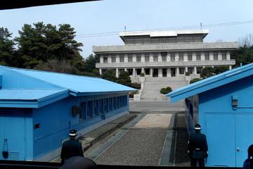 韓国の共同警備区域(JSA)のツアー(昼食付き)