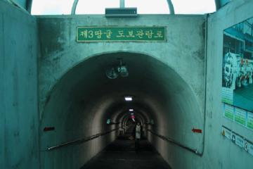 Full-Day Tour of DMZ Including a Pistol Shooting Experience