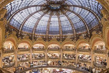Experiencia de día de compras por las Galeries Lafayette