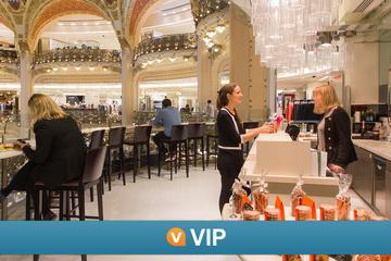 Viator Exclusive: shoppen bij Galeries Lafayette met toegang tot de ...