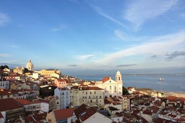 Excursion privée: Lisbonne en plein...