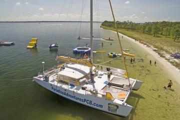 Day Trip Panama City Beach Adventure Catamaran Sail near Panama City Beach, Florida