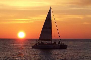 2-Hour Sunset Catamaran Sail