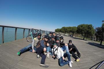 Tour in bicicletta di Venezia Lido